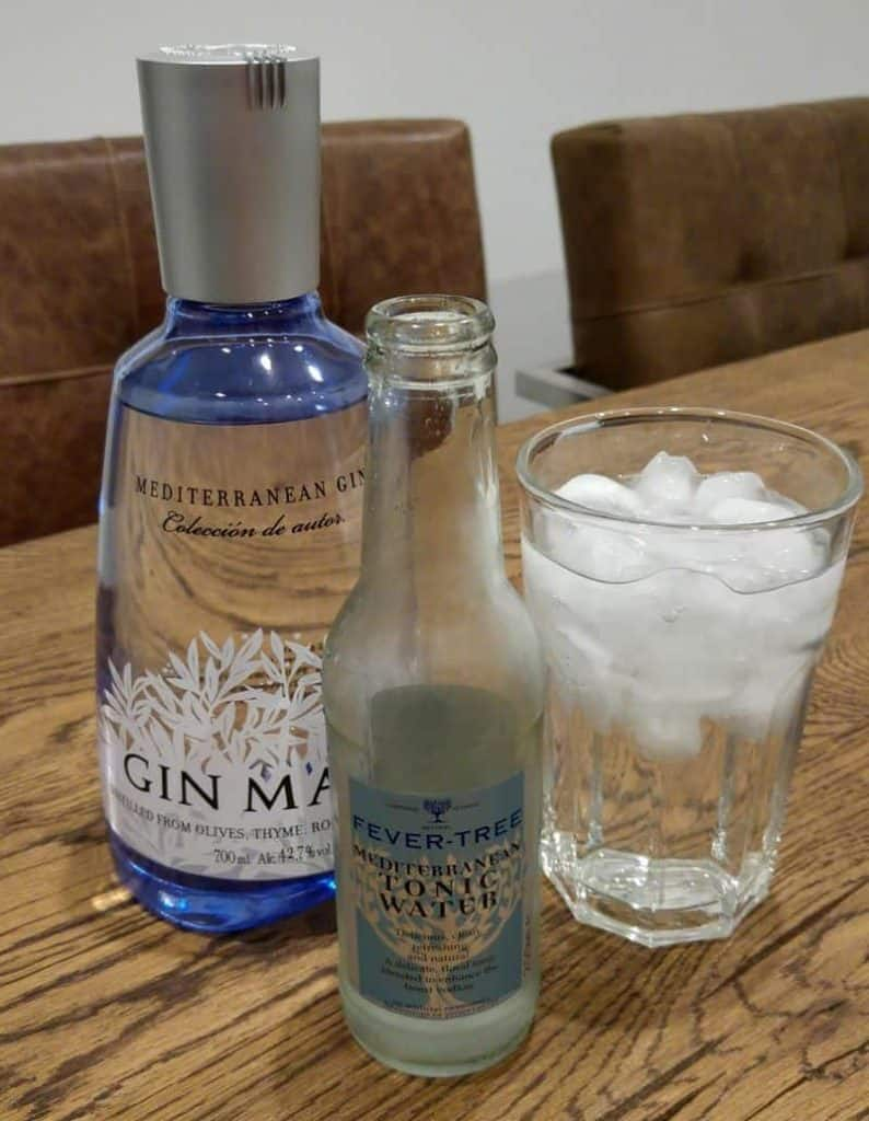 Gin Mare Fever Tree