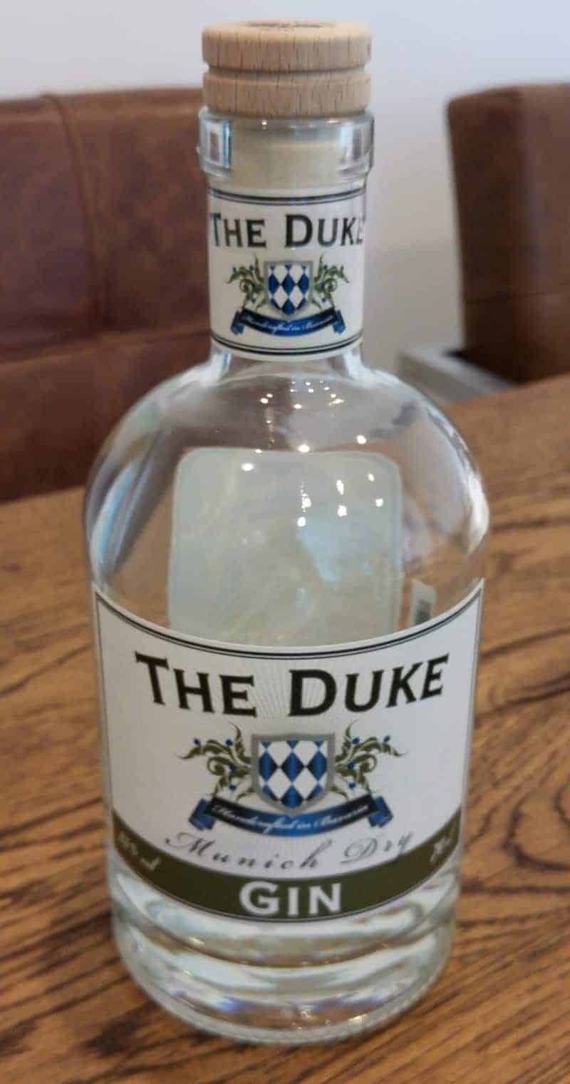 the duke gin