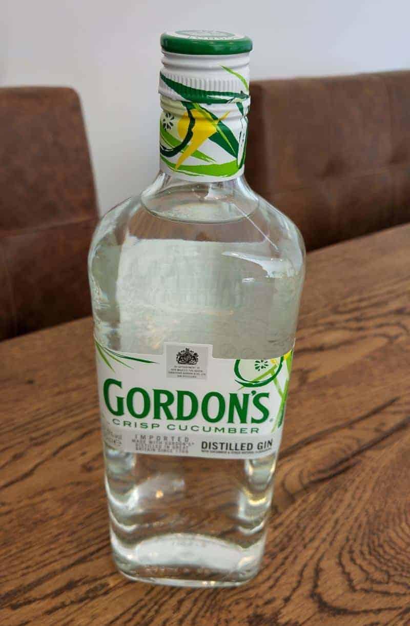 Gordons Cucumber Gin