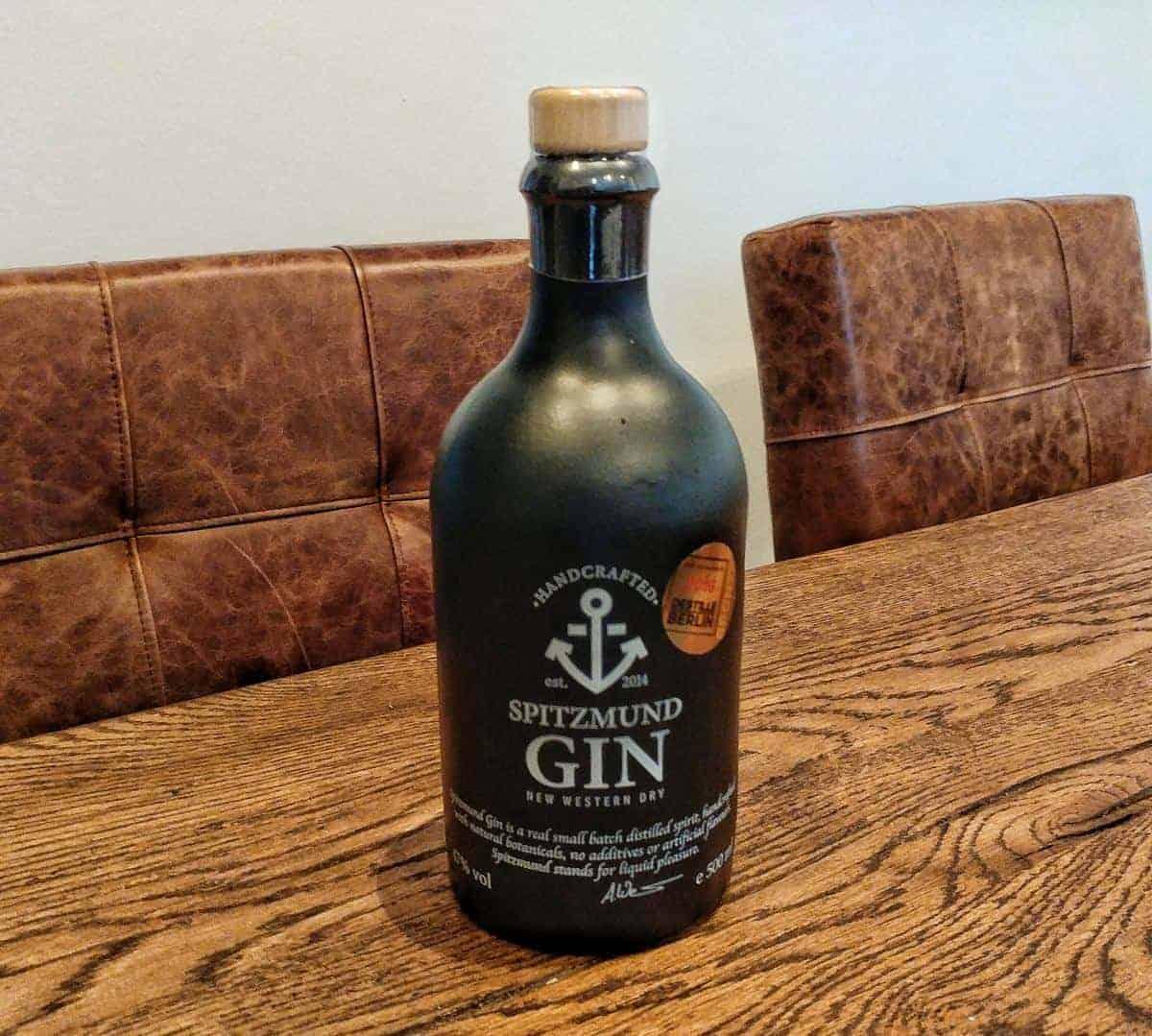 spitzmund dry gin