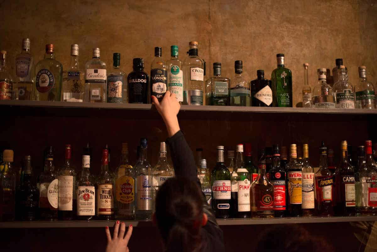 Kann Gin ablaufen oder schlecht werden?