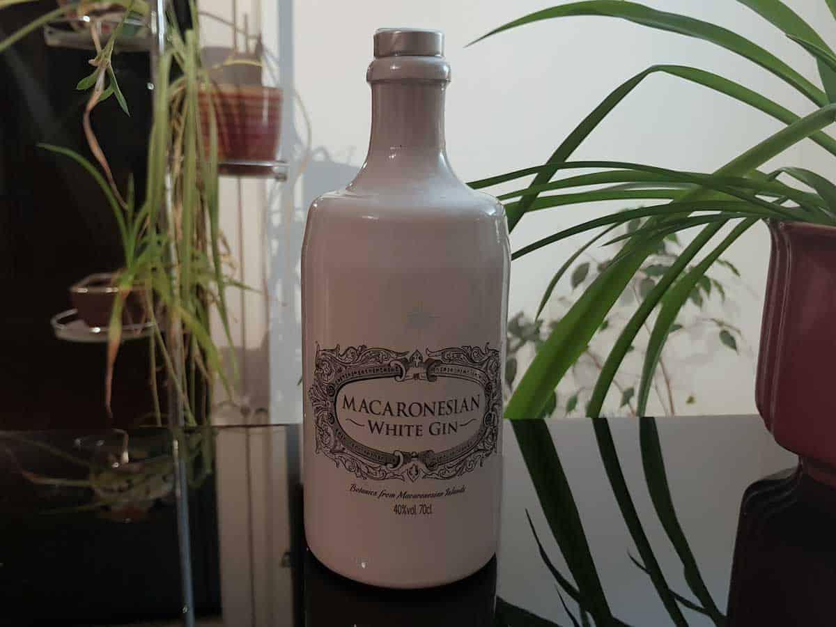 ᐅ Testbericht Macaronesian White Gin Ginnatic Dein Gin
