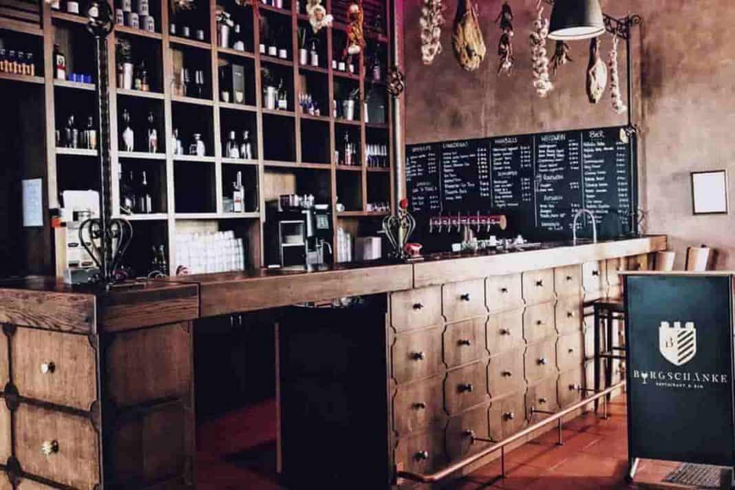 Burgschenke Landshut Bar