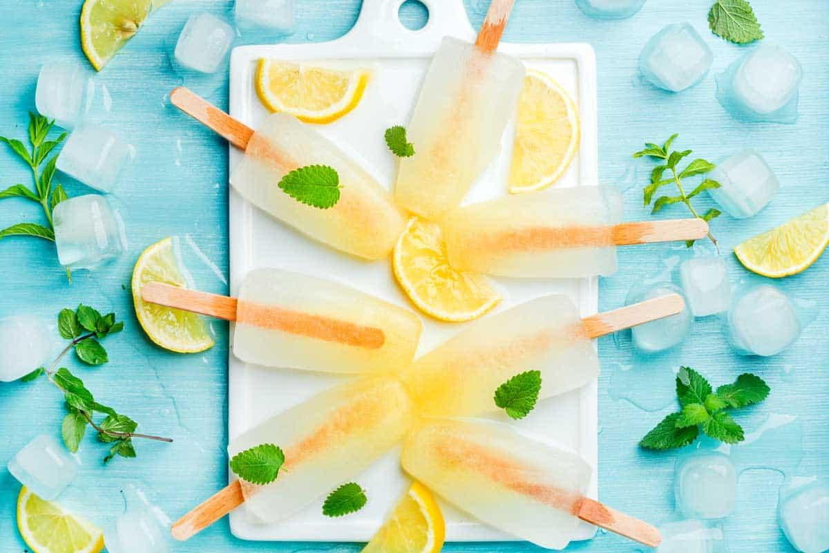 Gin Tonic Eis